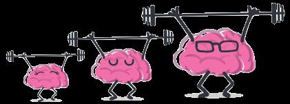 Brains growing